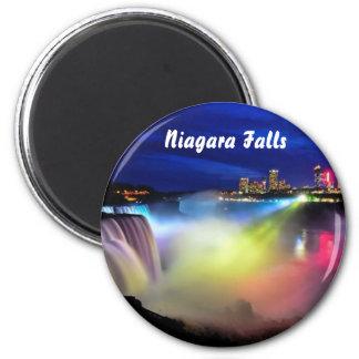 Niagara Fall on the Nigth Magnet