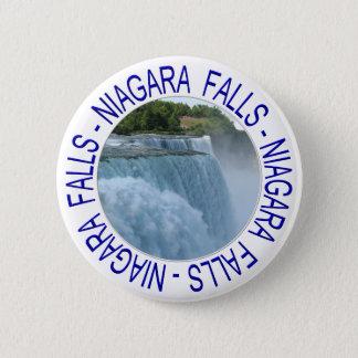 Niagara Falls 2 Inch Round Button