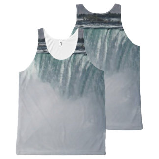Niagara Falls All-Over-Print Tank Top