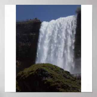 Niagara Falls - Bridal Veil Posters