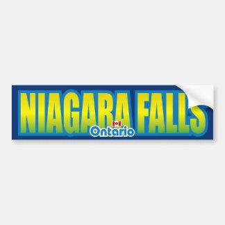 Niagara Falls Bumper Bumper Sticker