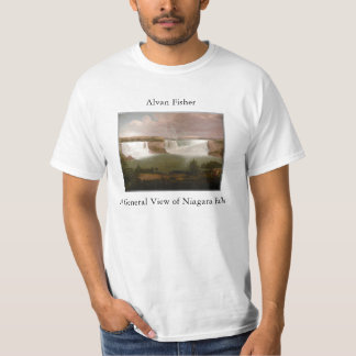 Niagara Falls by Fisher Mens T Shirt