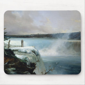 Niagara Falls, c.1837-40 (oil on canvas) Mouse Pad