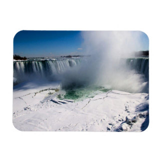 Niagara Falls, Canada in winter Magnet