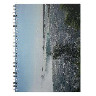 Niagara Falls, Canada Notebook