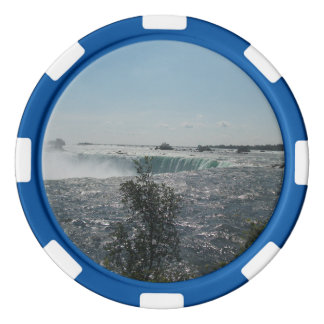 Niagara Falls, Canada Poker Chips