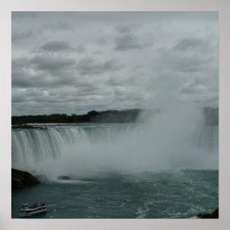 Niagara Falls, Canada Poster