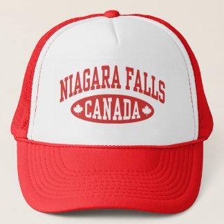 Niagara Falls Canada Trucker Hat