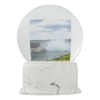 Niagara Falls Canadian Side Snow Globe