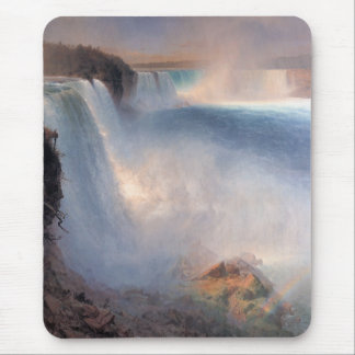 Niagara Falls From The American Side Mouse Pad