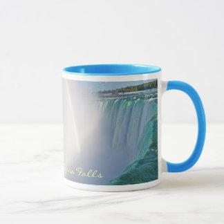 Niagara Falls Horseshoe Falls & Rainbow Mug