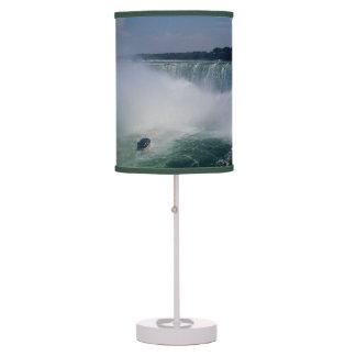Niagara falls lamp