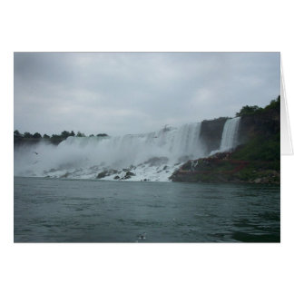 Niagara Falls/ New York Card