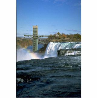 Niagara Falls New York USA Cut Out