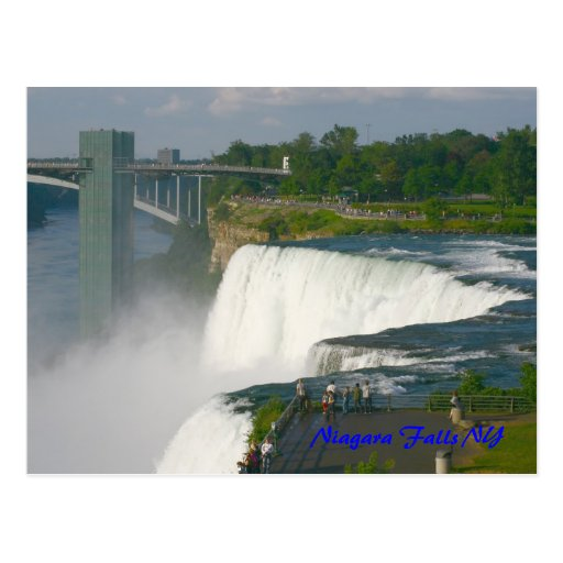 Niagara Falls NY Post Cards