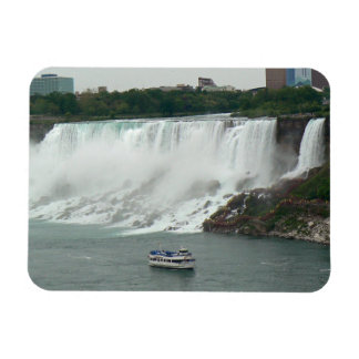Niagara Falls on the Canadian Side Rectangular Photo Magnet