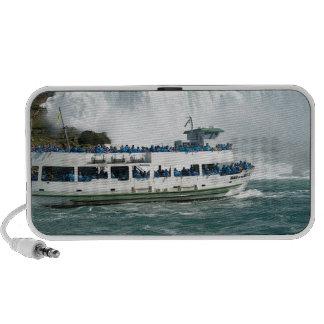 Niagara Falls Ontario Canada Boat picnic Fallsview Travel Speaker