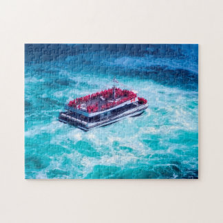Niagara falls Ontario Canada. Jigsaw Puzzle