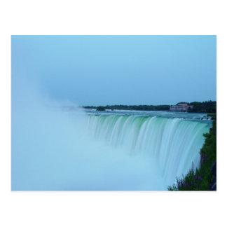 Niagara Falls Ontario Canada Postcard