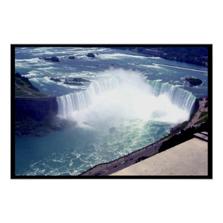 Niagara Falls - overview Poster