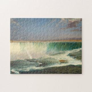Niagara Falls Painting Puzzle