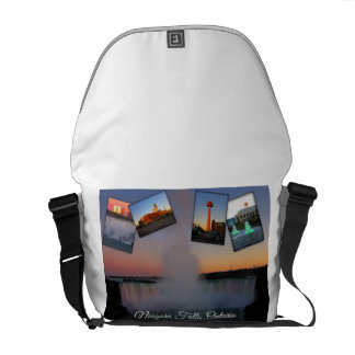 Niagara Falls Photo Collage Commuter Bag