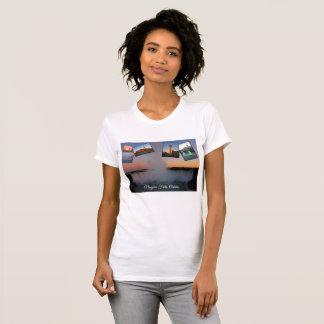 Niagara Falls Photo Collage T-Shirt