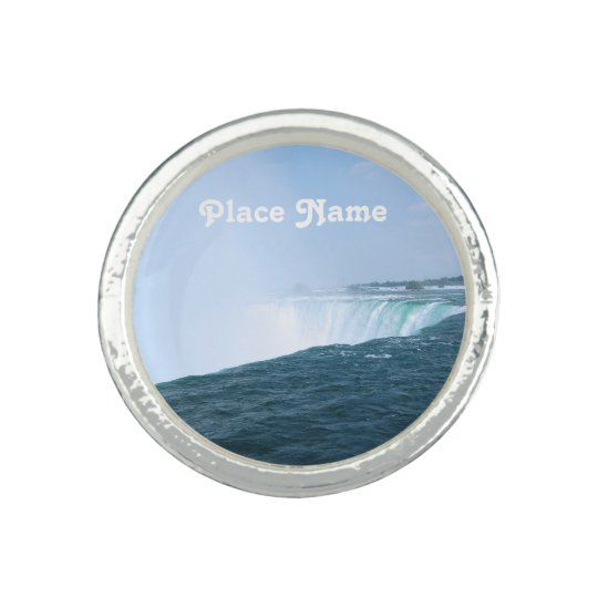 Niagara Falls Photo Rings