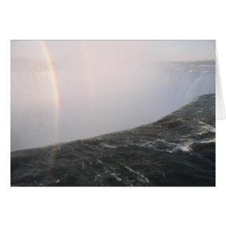 Niagara Falls Rainbow Cards