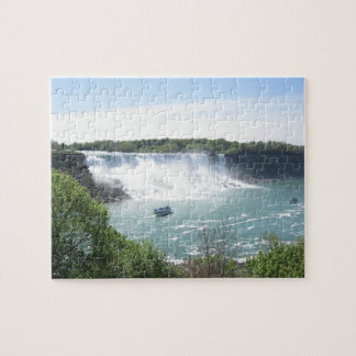 Niagara Falls Relaxing Self-Care Jigsaw Puzzle
