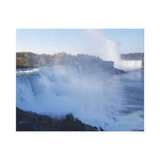 Niagara Falls Stretched Canvas Print