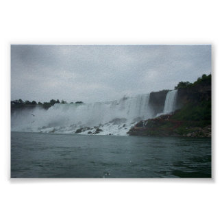 Niagara Falls/USA Side Poster