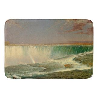 Niagara Falls Waterfall River Bath Mat