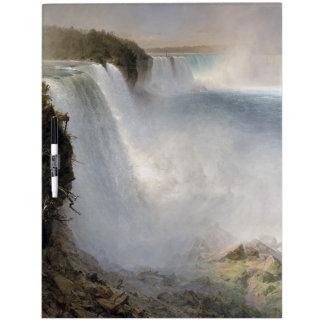 Niagara Falls Waterfall River USA Dry Erase Board