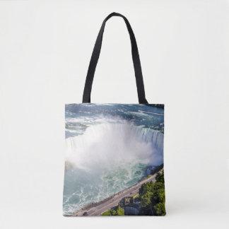 Niagara Horseshoe Falls waterfall Canada Tote Bag