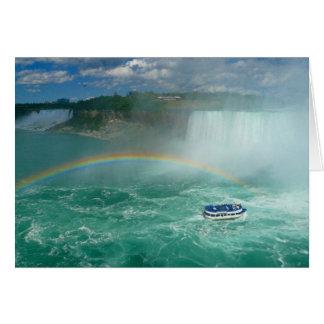 niagara rainbow card