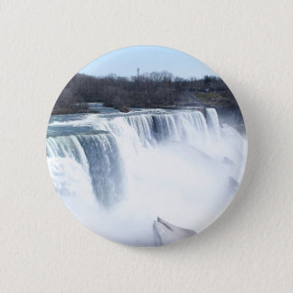 Niagra Falls products 2 Inch Round Button