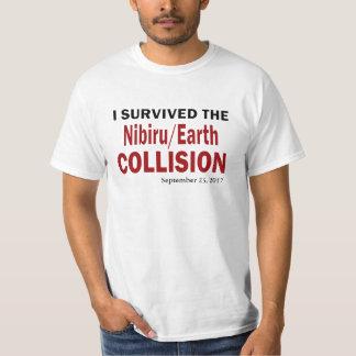 Nibiru Earth Collision T-Shirt