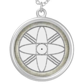 """""""Nibiru"""" Silver Plated Necklace"""