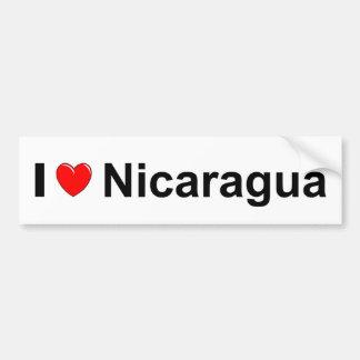 Nicaragua Bumper Sticker