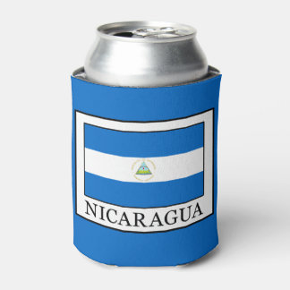 Nicaragua Can Cooler