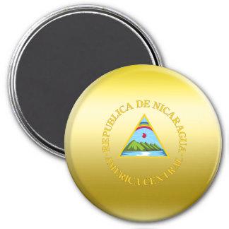 Nicaragua Coat of Arms Refrigerator Magnet