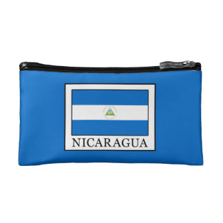 Nicaragua Cosmetic Bag