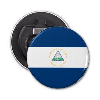 Nicaragua Flag Bottle Opener