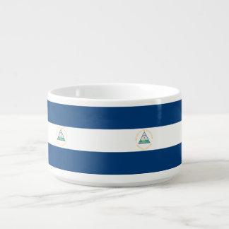Nicaragua Flag Bowl