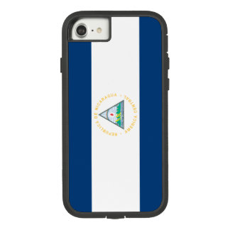 Nicaragua Flag Case-Mate Tough Extreme iPhone 8/7 Case