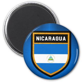 Nicaragua Flag Magnet