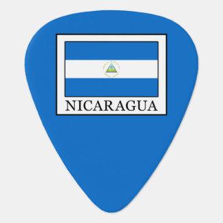 Nicaragua Guitar Pick