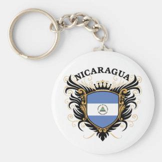 Nicaragua Keychain