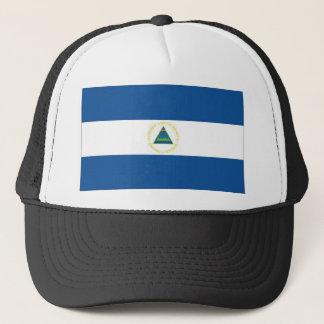 Nicaragua National Flag Trucker Hat